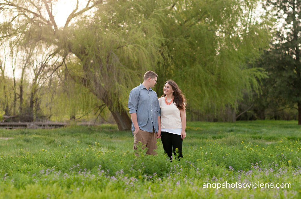 boise engagement photos