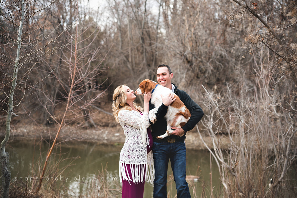 boise maternity photographer