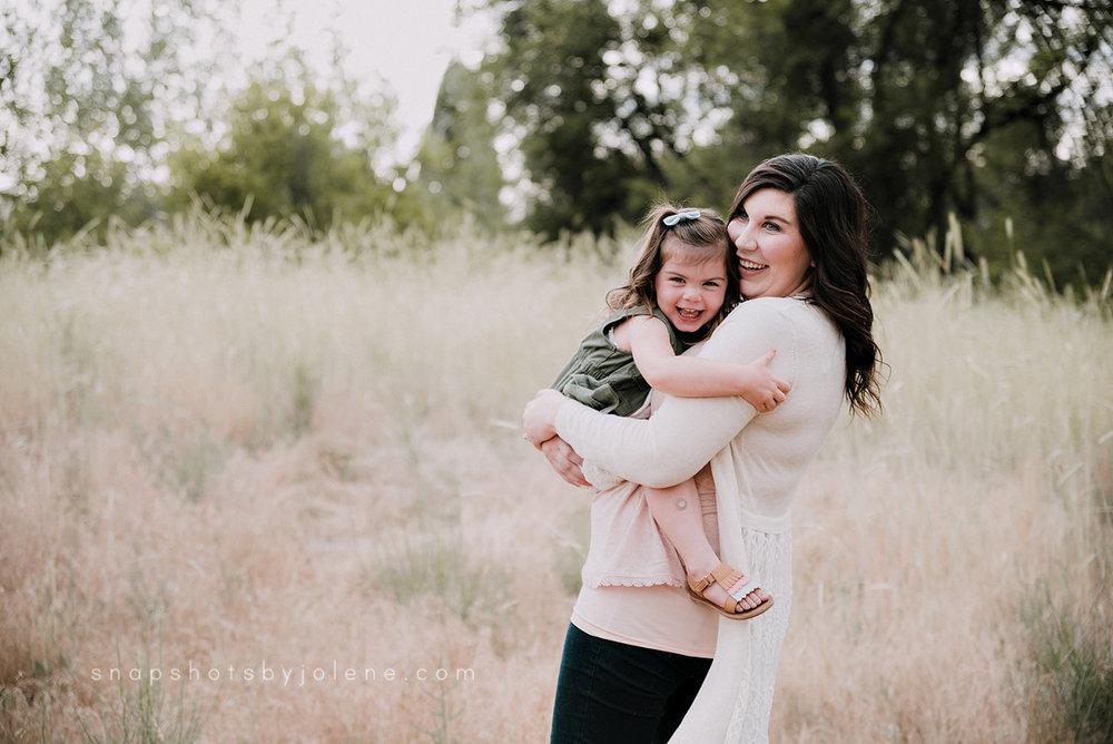 boise family photographer snapshots by jolene