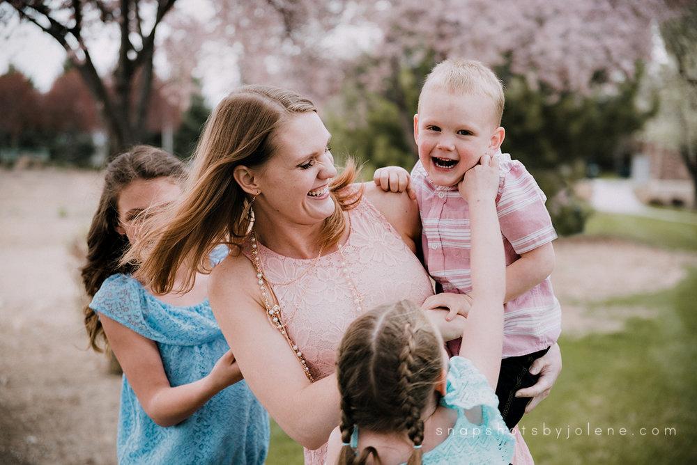 family photographer boise