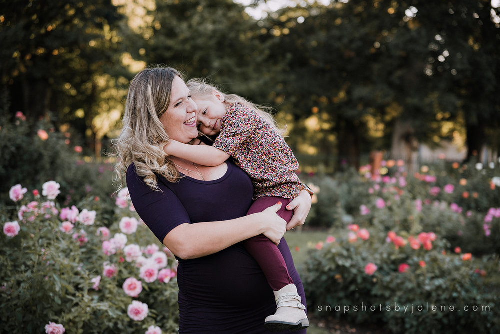 boise maternity session