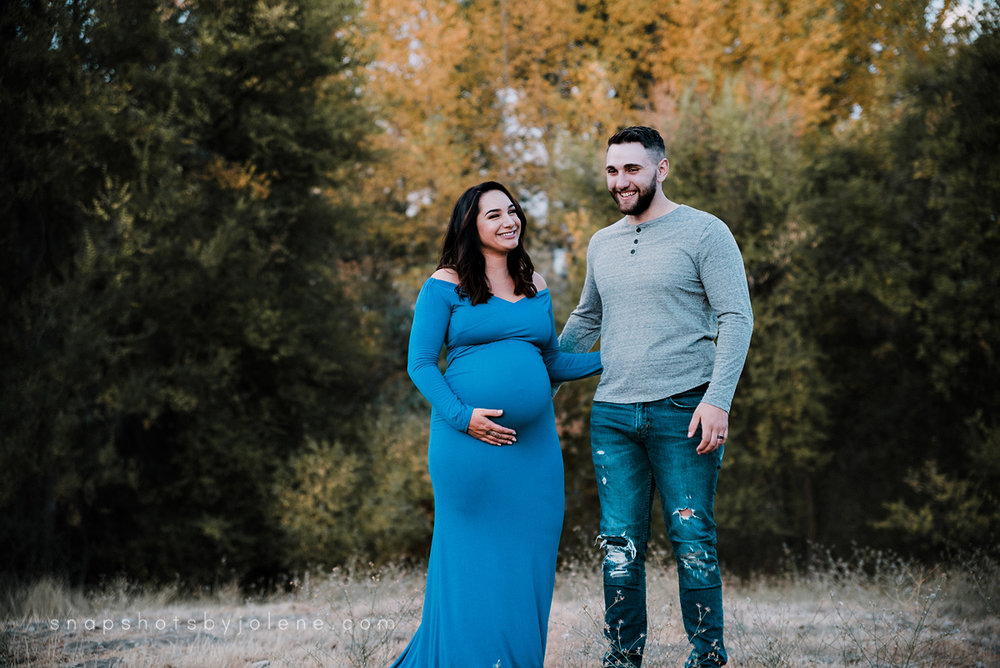 boise maternity photos