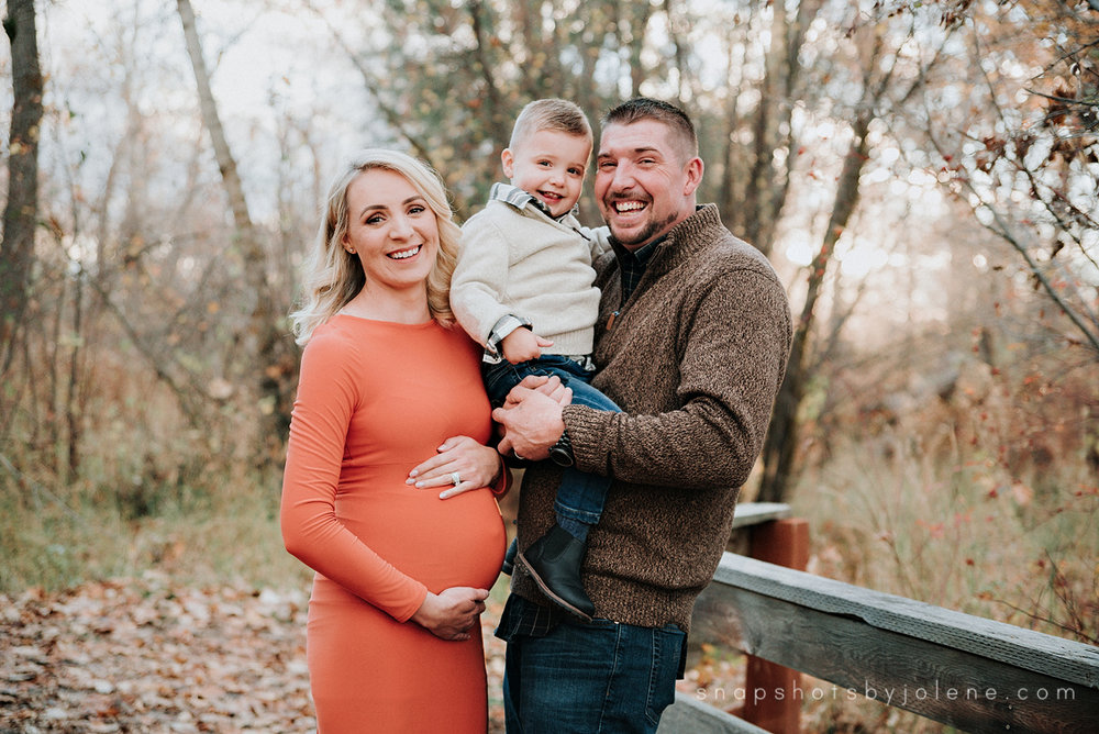 boise maternity photos