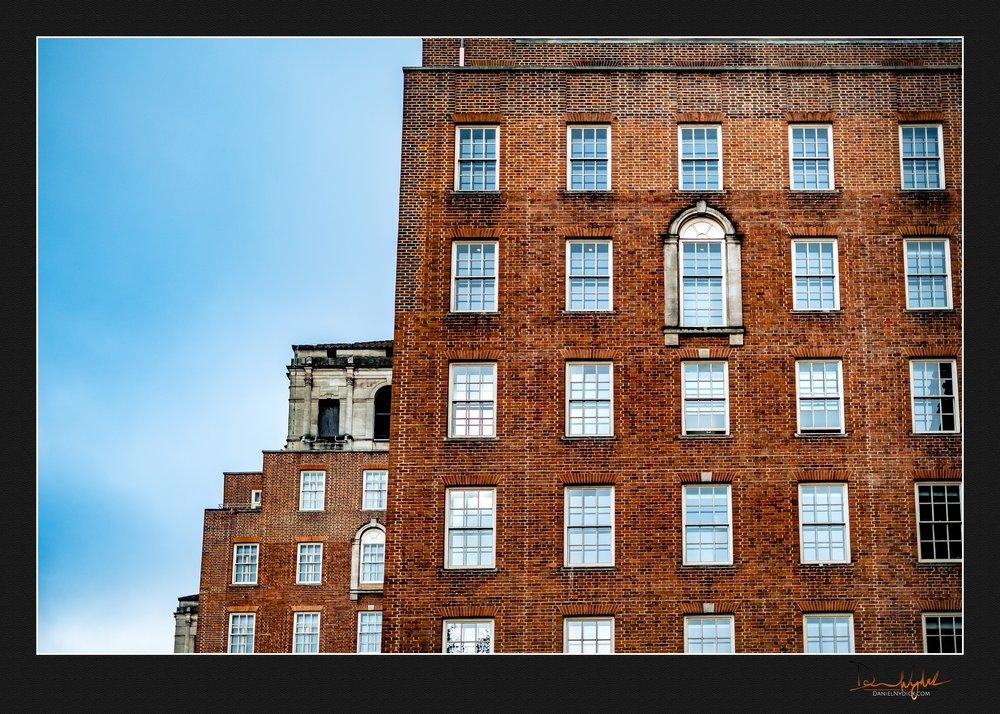 london architecture, street secens