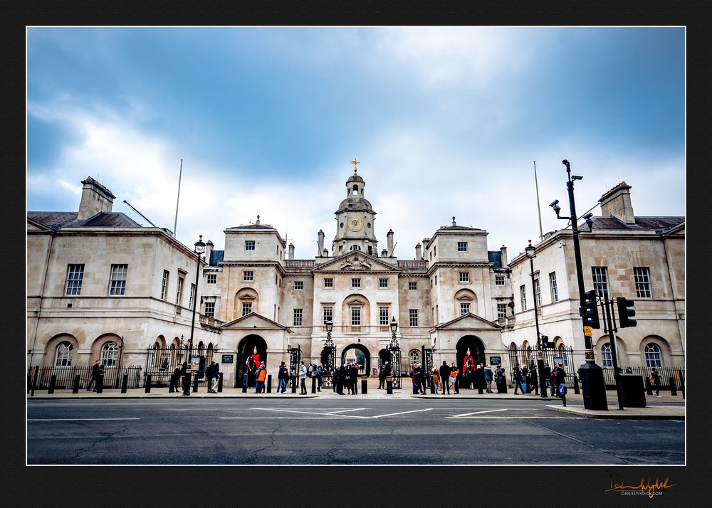 Household Cavalry Museum, Horse Guards in Whitehall
