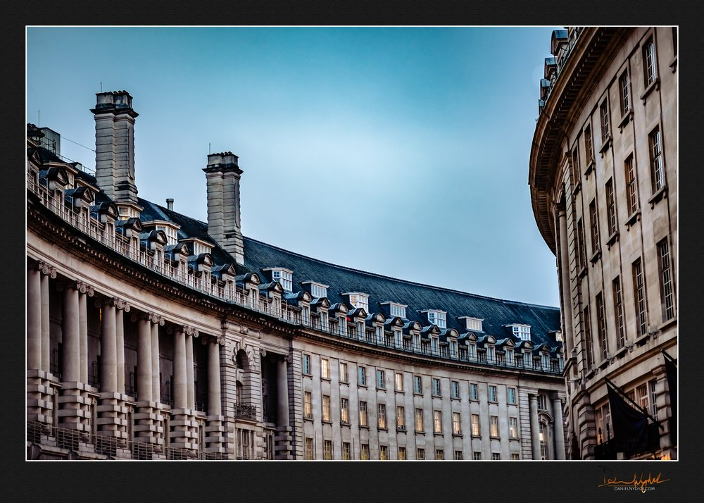 picadilly, architecture, curve, london
