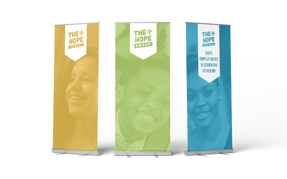 Fruitful Design Strategy Omaha Nebraska The Hope Center for Kids Banners.jpg