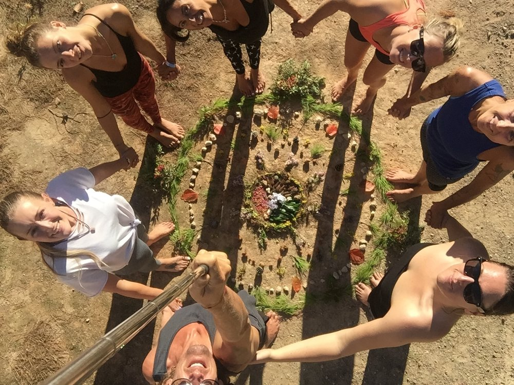 LilyPod Yoga Teacher Trainings IBIZA