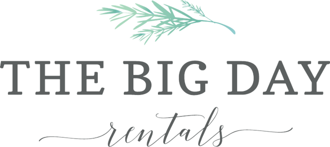 The Big Day Rentals