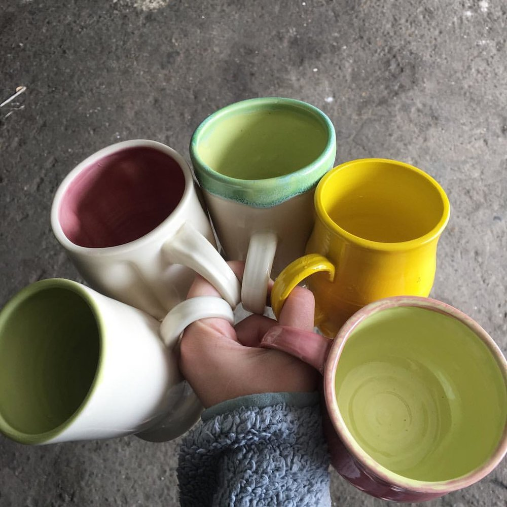 Alexa Adamson: Rumple Willow Ceramics