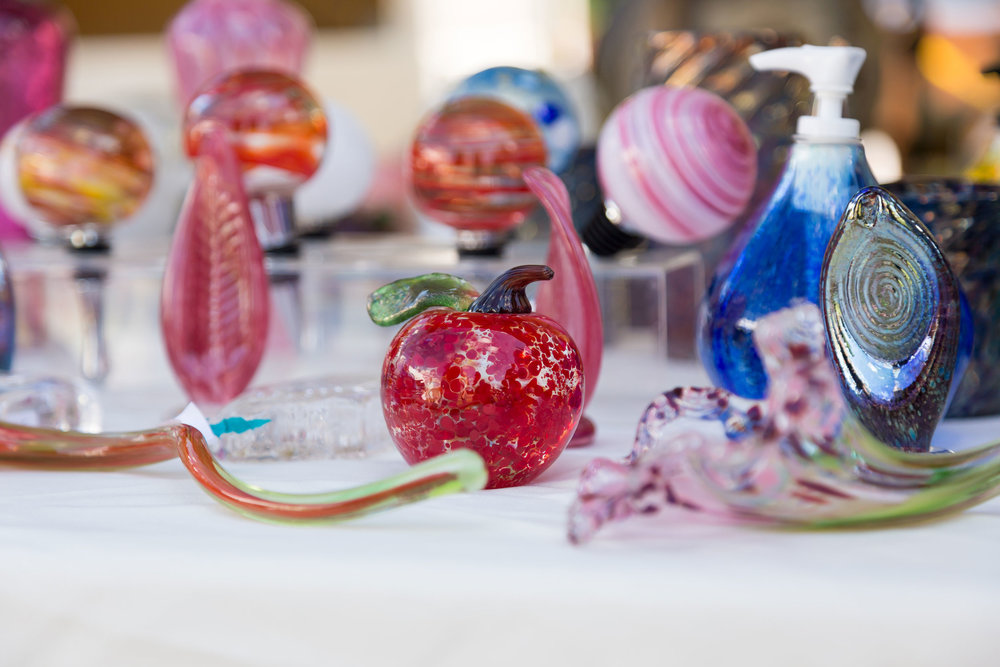 Lisa Pelo: Hot Blown Glass