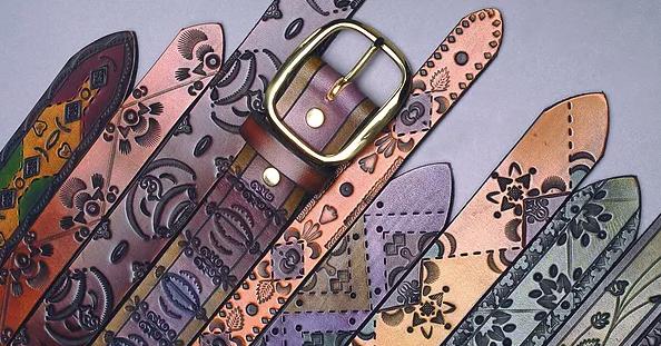 LilyPistol Leather: Leatherworking
