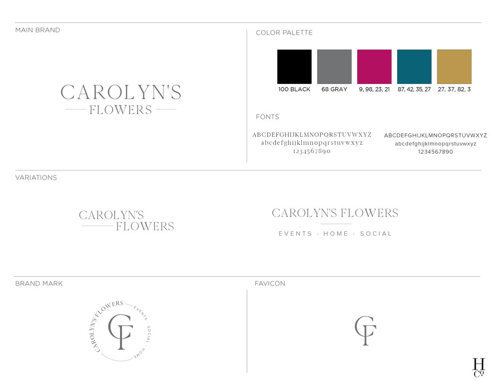 Brand Board_Carolyn's Flowers_Website.jpg