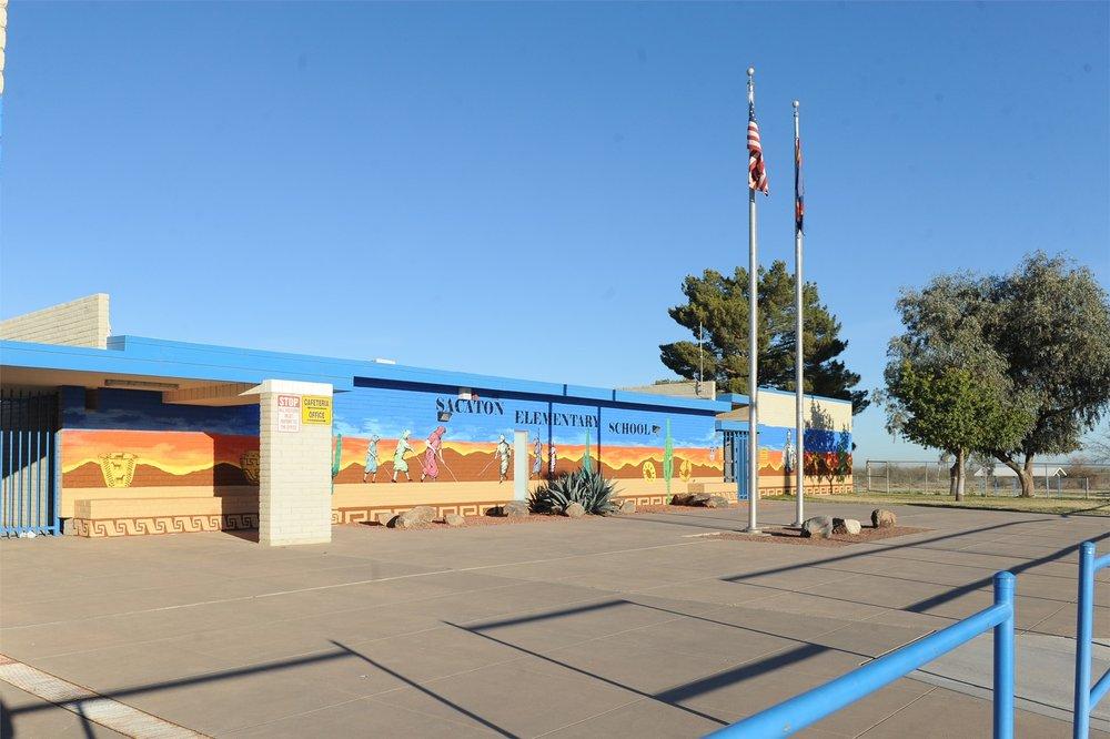 SACATON SCHOOLS -