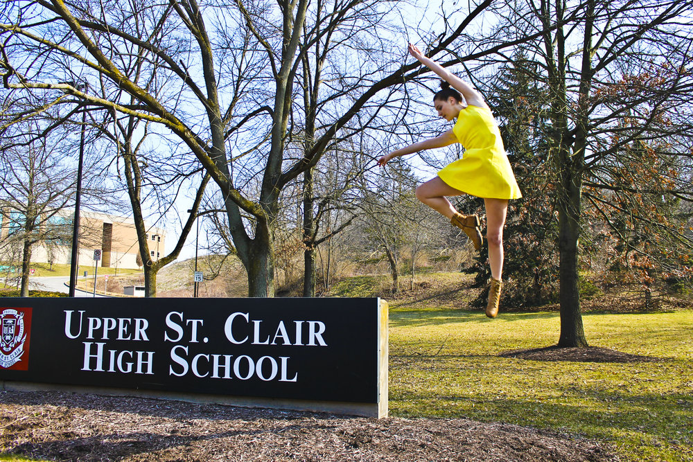 Upper St. Clair Magazine Cover