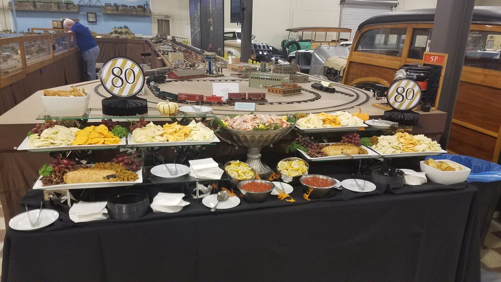Cheese Display at Murphy Auto Museum