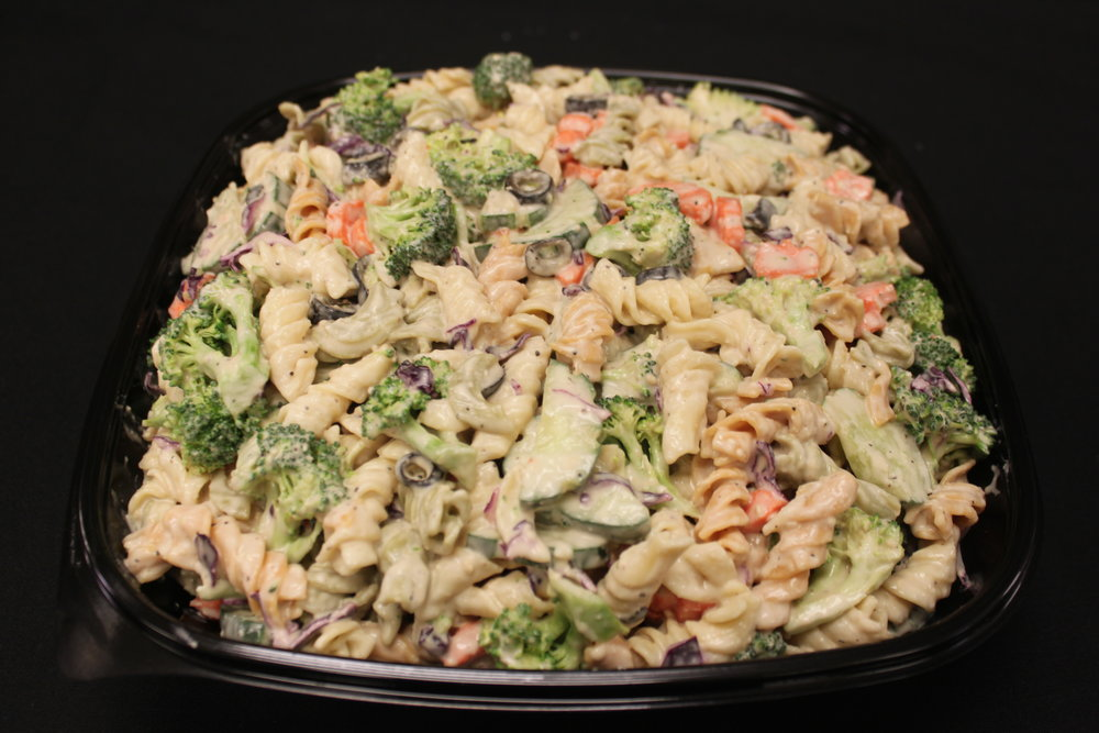 Tri-Color Italian Pasta Salad
