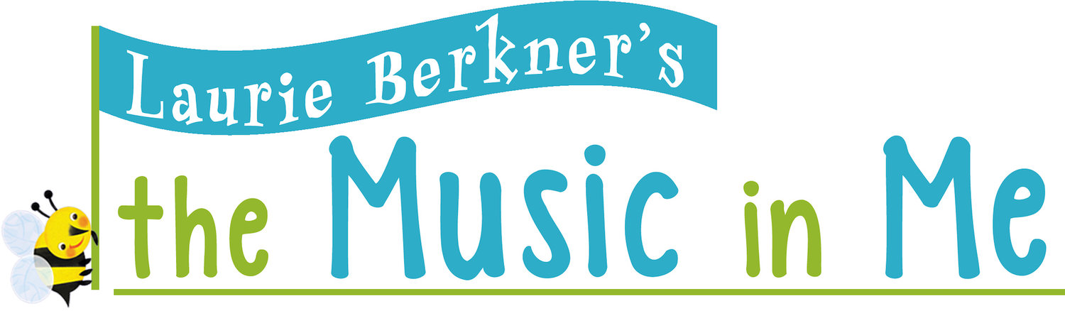 Laurie Berkner's The Music in Me