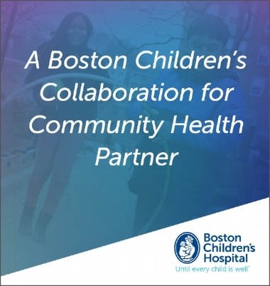 Image result for A boston children collaboration for community health partner