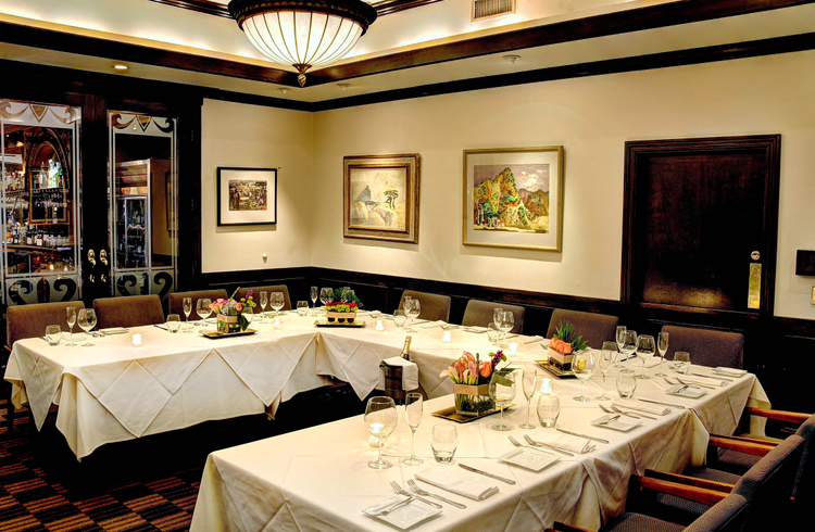 Parkway Grill — Private Dining