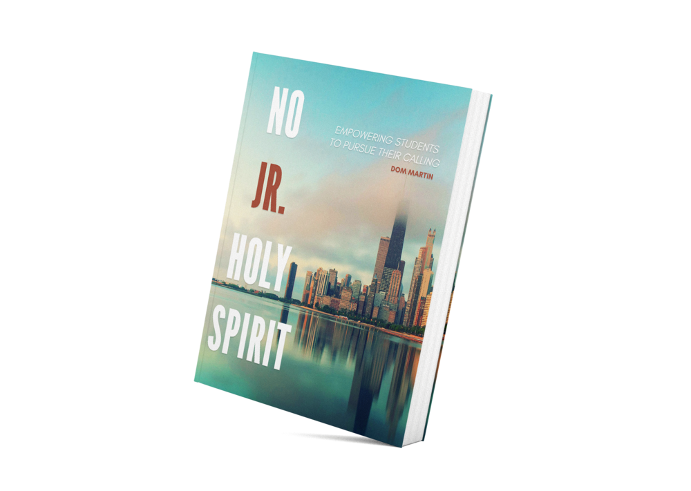 About The Book - The purpose of this book is to empower students to see that the same Holy Spirit that rose Jesus from the grave is the one who dwells richly within them to see their school, home, friends, and community be radically changed by HIS power.