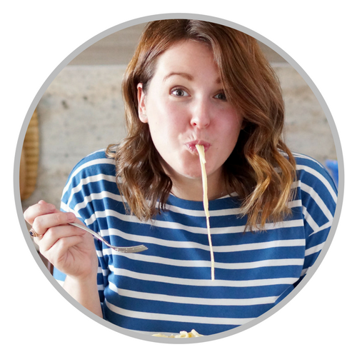 Gabby - I started blogging in the fall of 2012 when I moved to Halifax, Nova Scotia. I didn't know anyone in the city, so blogging about food was a way for me to explore (and eat delicious things all the time).