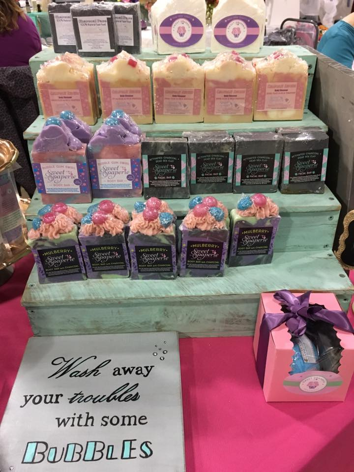 For Everyone! - Skip the bath and body works this year. The Sweet Soaperie has something for anyone on your list!  The charcoal facial bar is perfect for the teens in your life struggling with acne and the bath bombs can help both mom and the kids enjoy their bath a little more! You can find Tessa every Friday at the Newcastle Farmer's market or you can find her products at The Urban Nest.