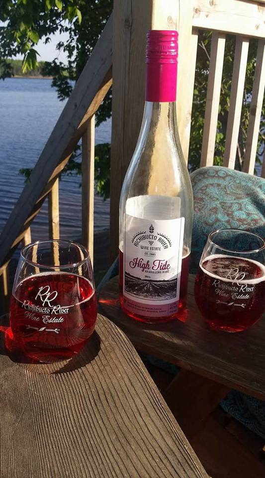 For the Host(ess) - Looking for a gift to bring to a holiday party (or for a friend who loves wine)?  Support local this season with wines from the Richibuctou River Winery! You can purchase them at NB Liquor or directly from the winery!  Other great local hostess gifts: Cake a Chance Cupcakes or Beausoleil Oysters!