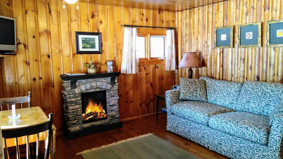 For Your Love  - If it's been a bit too long since you and your significant other had a romantic getaway, look no further than Storeytown Cottages. You will have your choice of curling up by the fire with a good book, relaxing in the hot tub with a glass of wine or partaking in outdoor adventures like snow-shoeing! They are even pet friendly so you can bring your four legged friend!