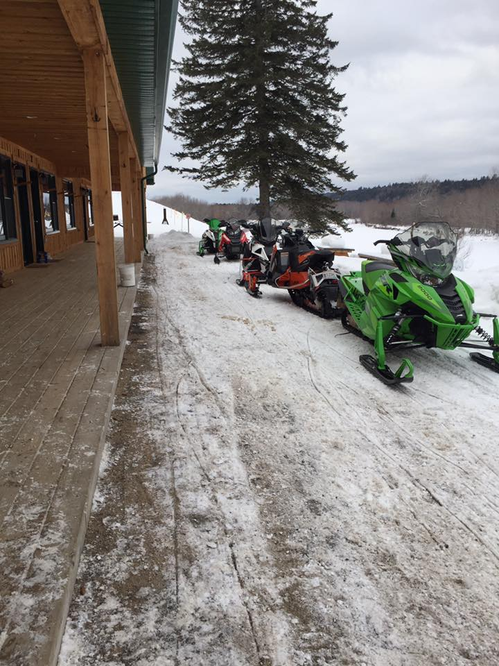 For the Outdoorsman - Know someone who loves to hit the trails? Support their sled habit (and your local snowmobile club) by buying their trail pass for them! If that's out of the price range, Wilson's is right off of the trails, you could treat them to a night's stay or even to a gift certificate to warm up at their restaurant!