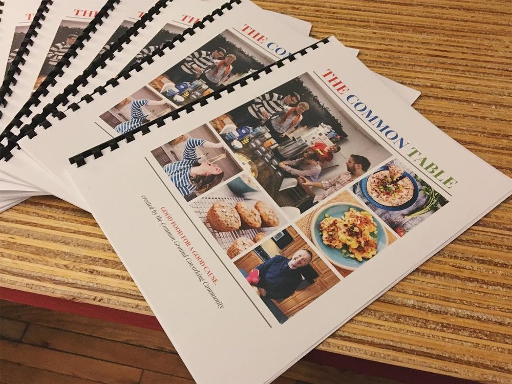Common Ground Coworking Cookbook
