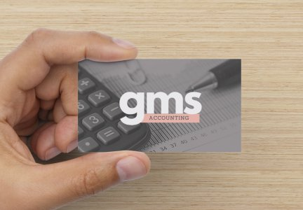 GMS Accounting Business Card