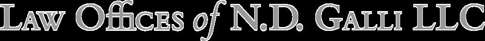 Law Offices of N.D. Galli, LLC