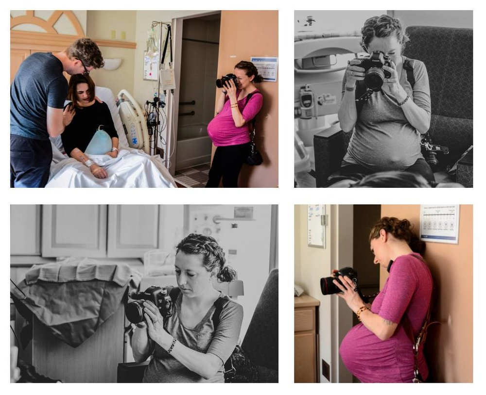 Thanks to the doula Rochelle from  WithLove.mn for capturing these!