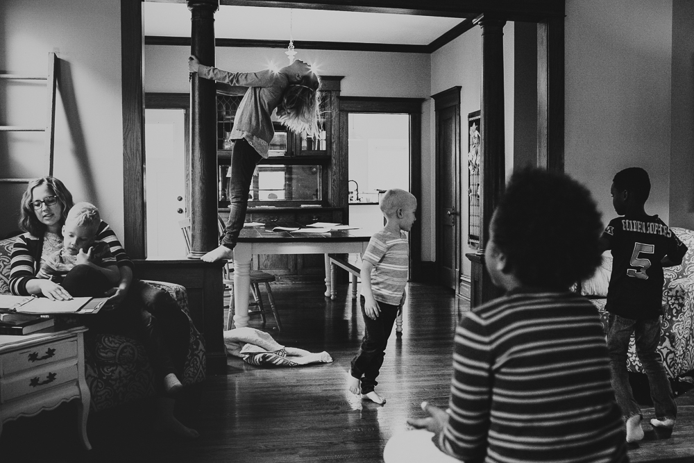colorado springs homeschooling family