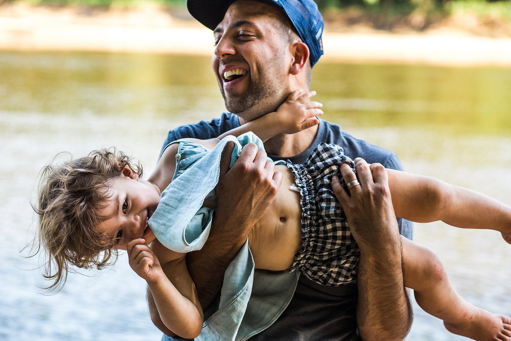 Palmer Lake Family Bonding Photographer