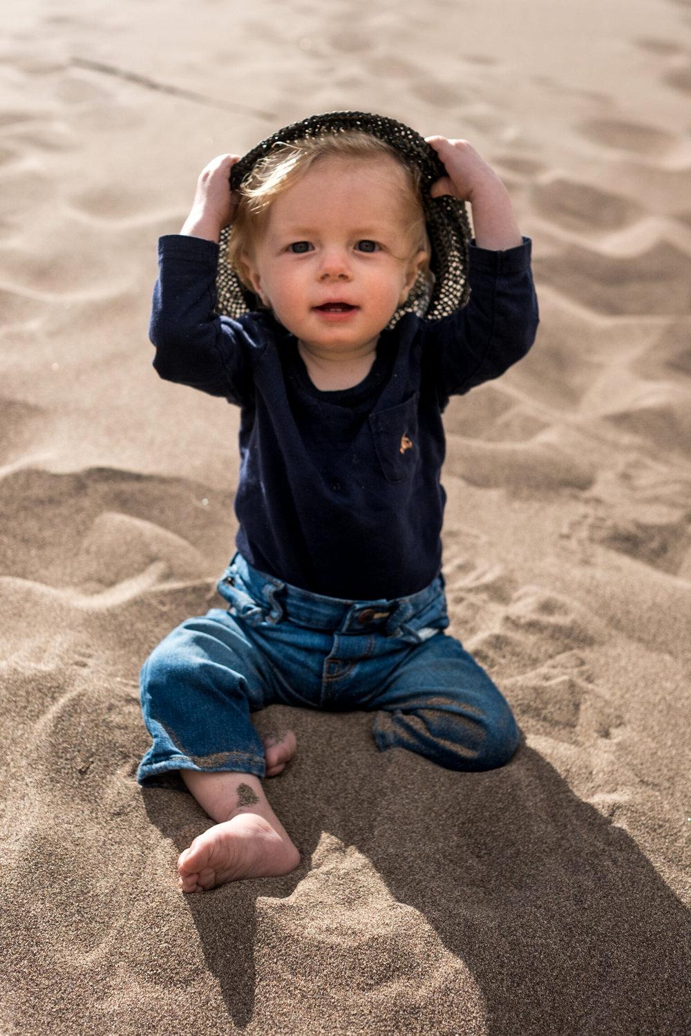 Sand Dunes Colorado family photographer