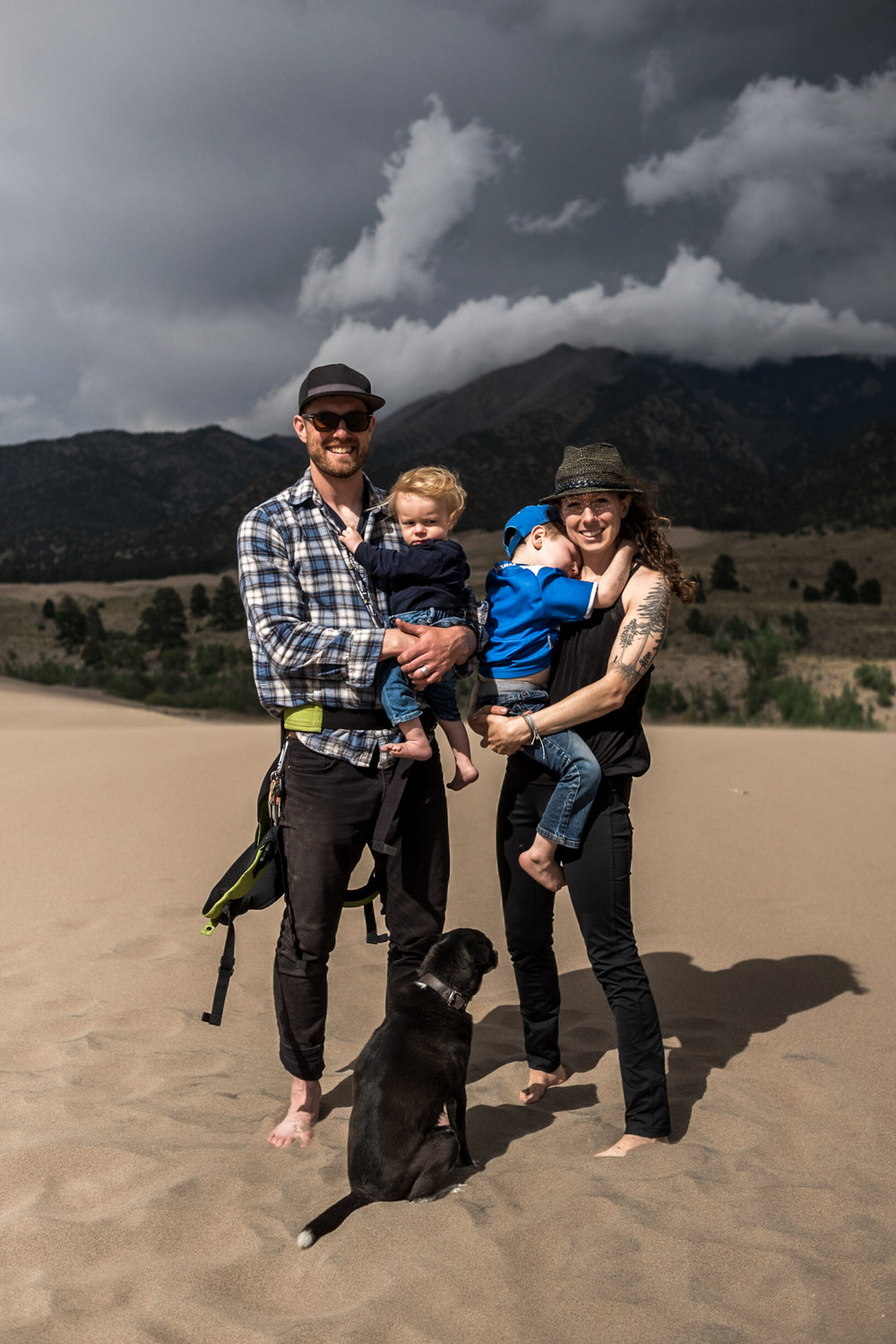 Great Sand Dunes National Park Things to Do for Colorado Family Vacation