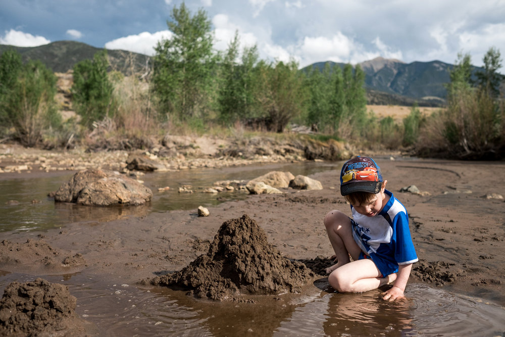Colorado national parks for family camping trips