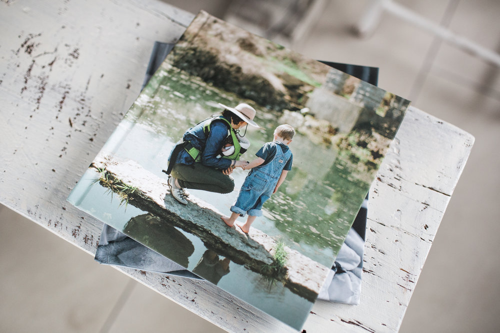 printed photo albums for families