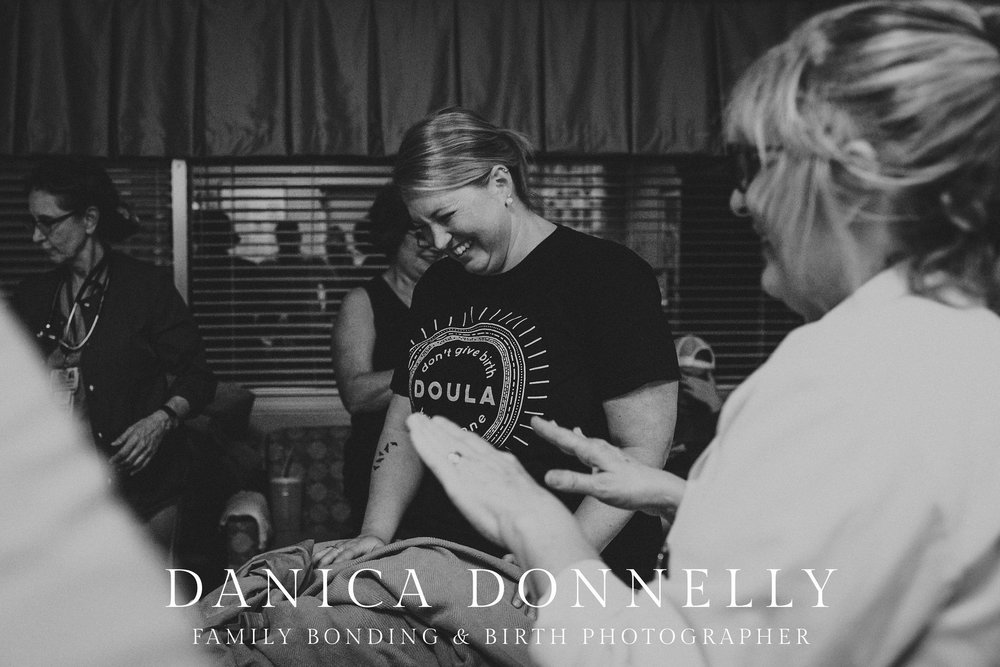 Doula's can be part of every birth story