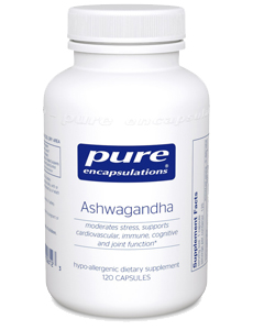 Ashwagandha - Helps to counteract the effects of occasional stress, and may support cardiovascular, immune, cognitive and joint function.