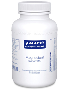 Magnesium - Magnesium activates the enzymes necessary for a number of physiological functions, including neuromuscular contractions, cardiac function, and the regulation of the acid- alkaline balance in the body. It is necessary for the metabolism of carbohydrates, amino acids and fats; also for energy production, and the utilization of calcium, phosphorus, sodium, and potassium. This vital mineral also helps utilize B-complex vitamins, vitamin C, and vitamin E.