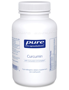 Curcumin  - Curcumin, standardized to contain 95% curcuminoids, provides broad support for maintaining healthy inflammatory response.