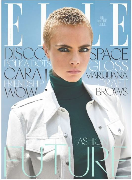 AS SEEN IN ELLE UK: FASHION & BEAUTY EDIT