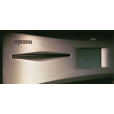 PRINCETON    TRUTH TO MATERIALS   Patton Design partners with Princeton to develop an elegant DVD device.