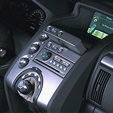 JEEP    ADVANCED AUTO ERGONOMICS   Patton Design creates an interactive control system for Jeep.