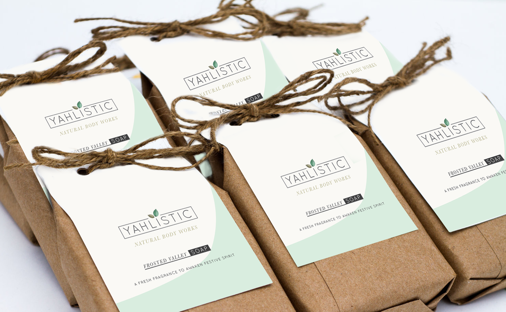Yahlistic Packaging