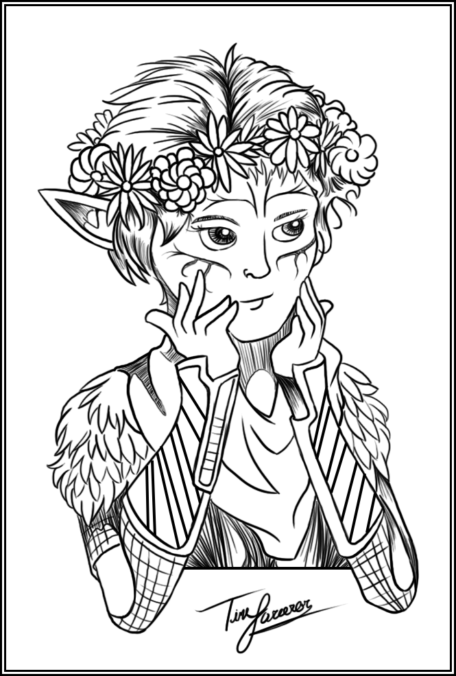 Day 24: Random Elf (Merrill)