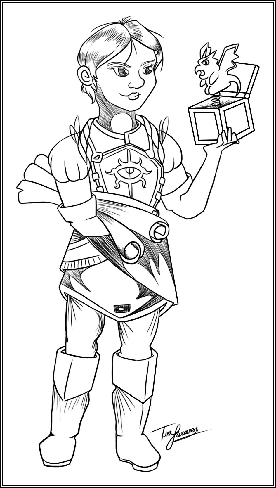 Day 25: Random Dwarf (Dagna)